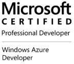 MCPD: Windows Azure Developer (Charter Member)